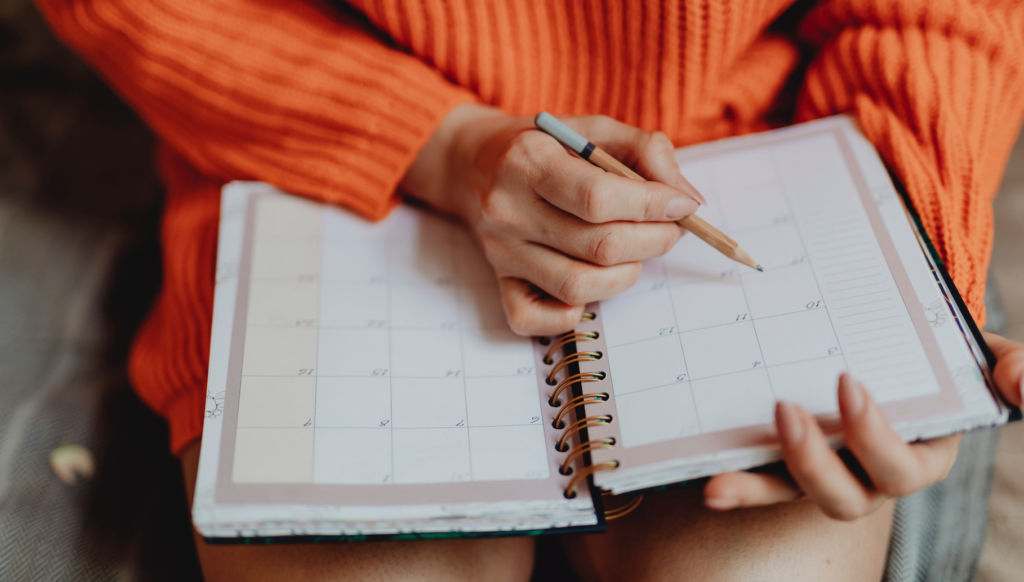 calendar-1024x582 4 Ways to Power Your Productivity PERSONAL GROWTH