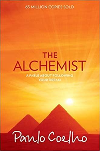alchemist WHAT I READ?