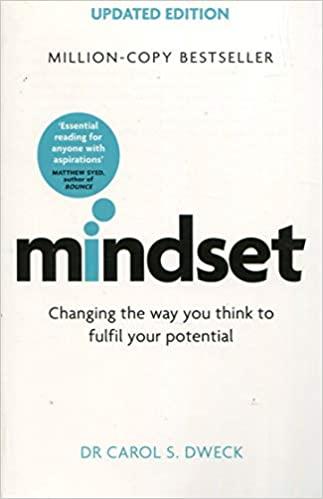 mindset WHAT I READ?