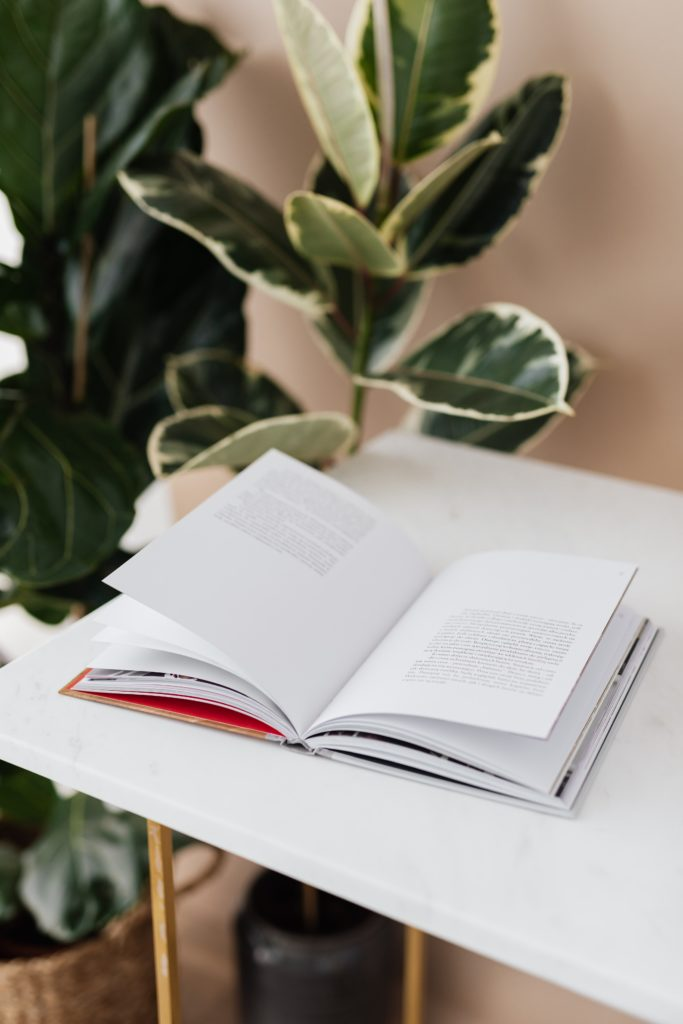 open-book-on-table-in-modern-library-4466329-683x1024 BENEFITS OF JOURNALING | THE SCIENCE BEHIND IT PERSONAL GROWTH