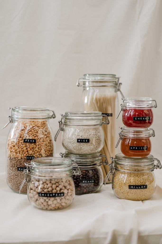 zero-waste-kitchen-683x1024 SIMPLE HACKS TO REDUCE YOUR WASTE AND LIVING ZERO-WASTE LIFESTYLE