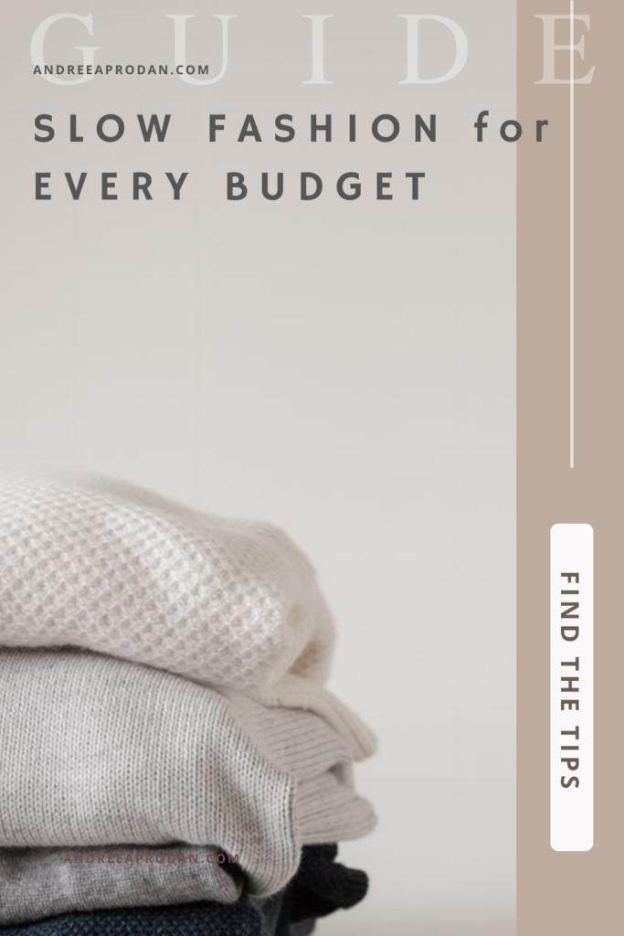 Andreea-Prodan-slow-fashion-683x1024 SLOW FASHION FOR EVERY BUDGET LIFESTYLE