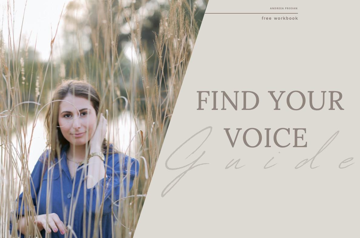 Find-Your-Voice-workbook HOME